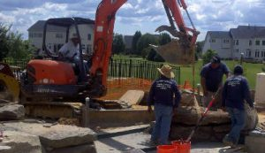 Landscape Maintenance Project